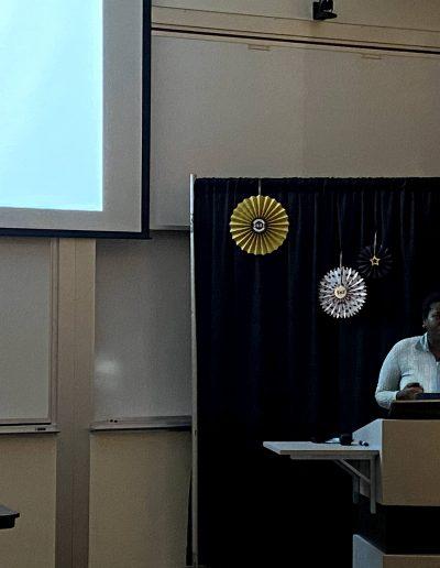 Titilope Akinwe Presenting at OGR Symposium (June 25, 2021)